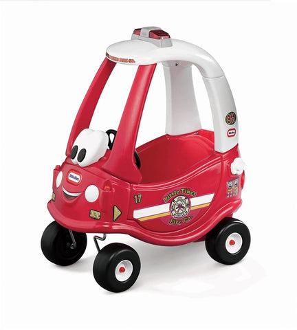 Little Tikes Ride n Rescue Cozy Coupe