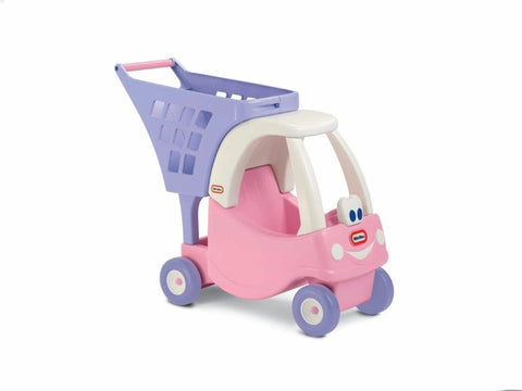 Little Tikes Cozy Coupe Shopping Cart Princess