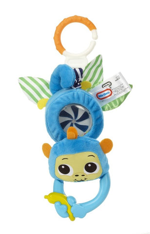 Little Tikes Jitter 'n Whirl Monkey