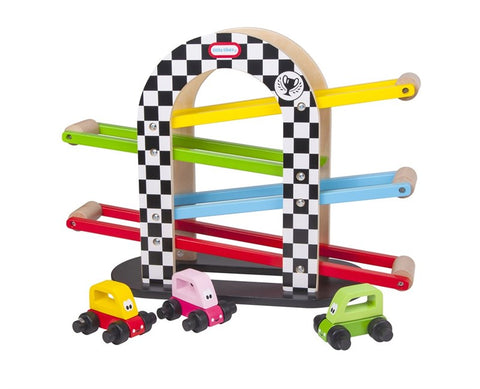 Little Tikes Switchback racetrack