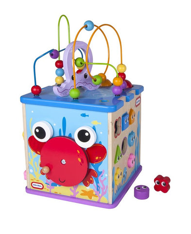 Little Tikes Activity Play Cube