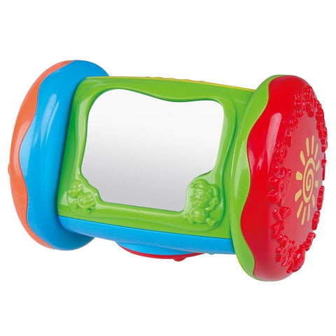 Happy Baby Activity roller W/mirror
