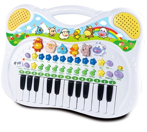 Happy Baby Animal Piano