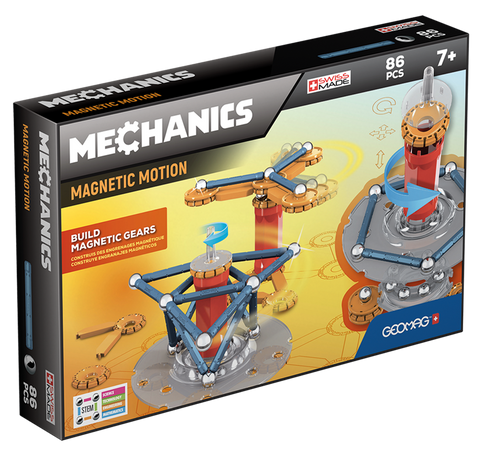 Geomag Mechanics Magnetic Motion 86 dele