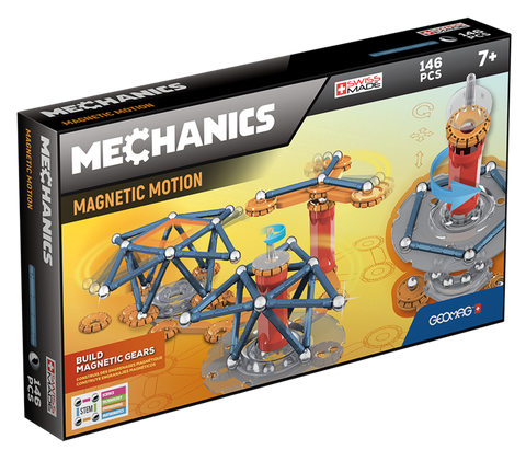 Geomag Mechanics Magnetic Motion 146 dele
