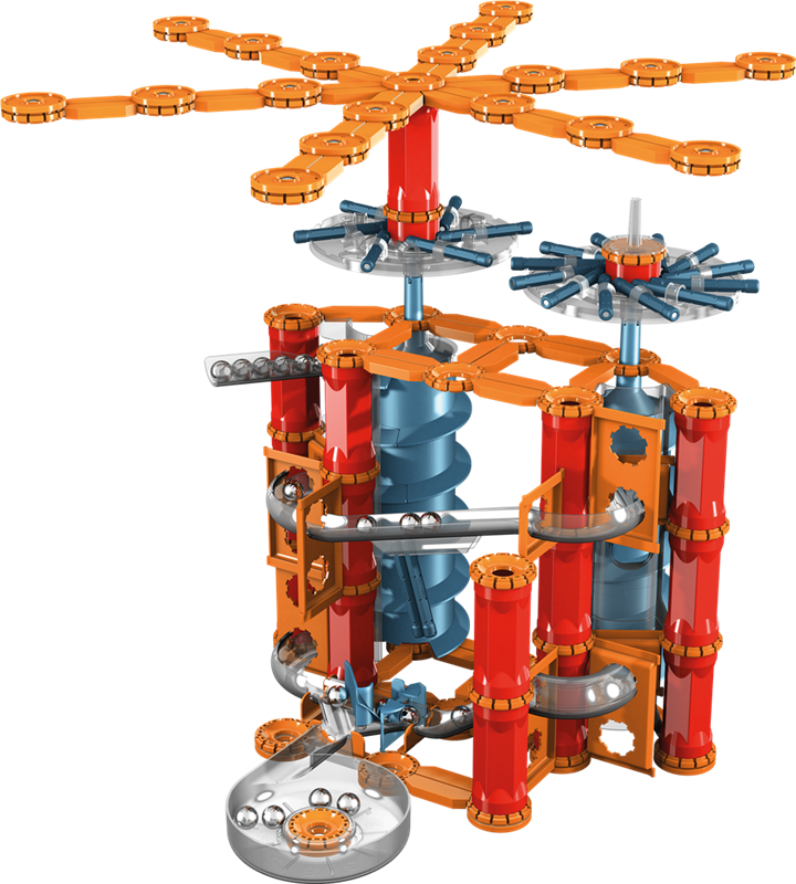 Geomag Gravity Up & Down 330 dele