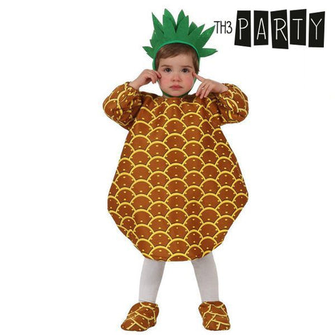 Kostume til babyer Th3 Party Ananas