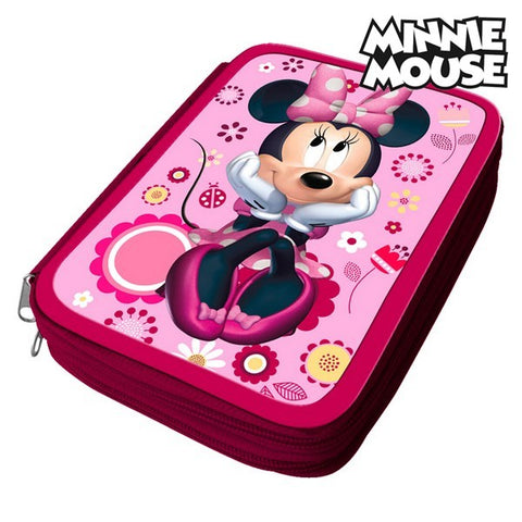 Penalhus Minnie Mouse 32510 Pink