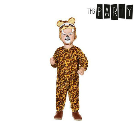 Kostume til babyer Th3 Party Leopard