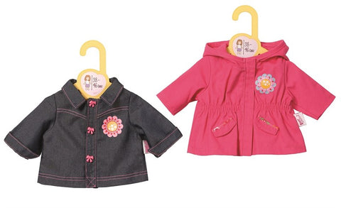 BABY born Dolly Moda Jakke