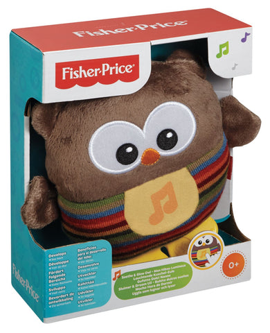 Fisher Price Ugle med lys/lyde