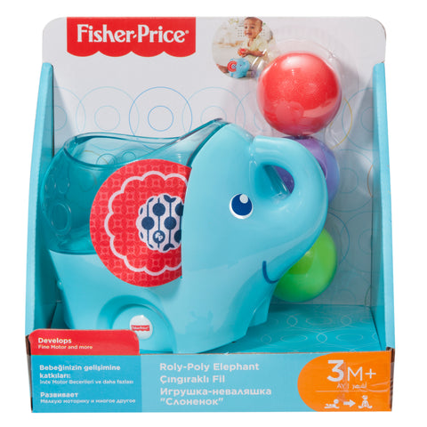 Fisher Price Roly-Poly Elefant
