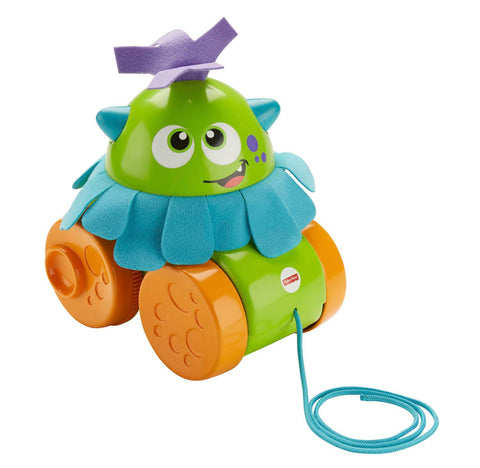 Fisher Price Trek Monster