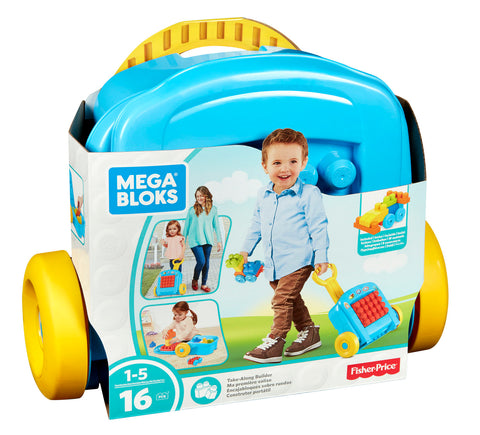 Mega Bloks Take Along Builder