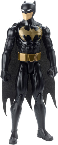 Justice League Batman Figur Sort/Guld