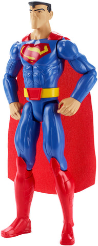 Justice League Superman Figur Blå
