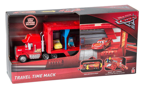 Cars 3 Travel Time Mac 2-i-1 legesæt
