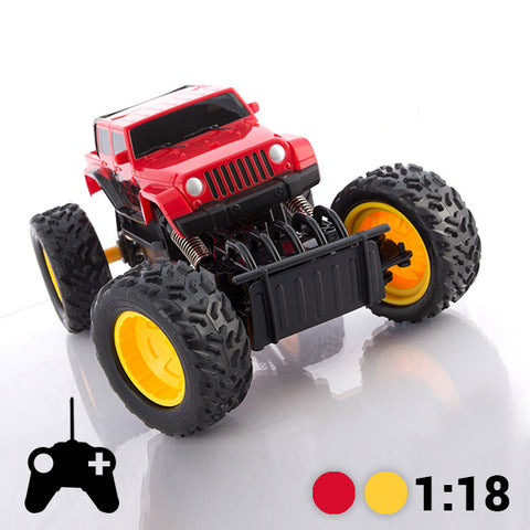 Monster Truck Off-Road Fjernstyret Bil