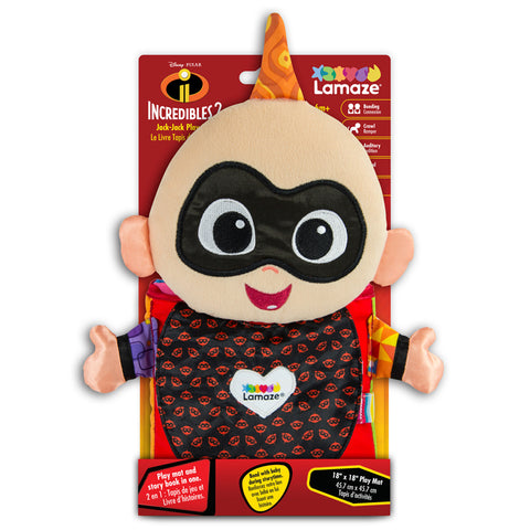 Lamaze Disney Incredibles 2 Jack Jack Book Playmat