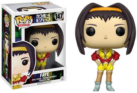 POP! Animation Cowboy Bebop Faye