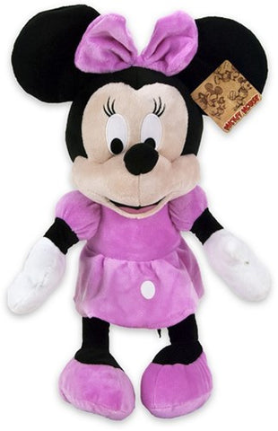 Disney Minnie Mouse 90-årsdagen 43cm