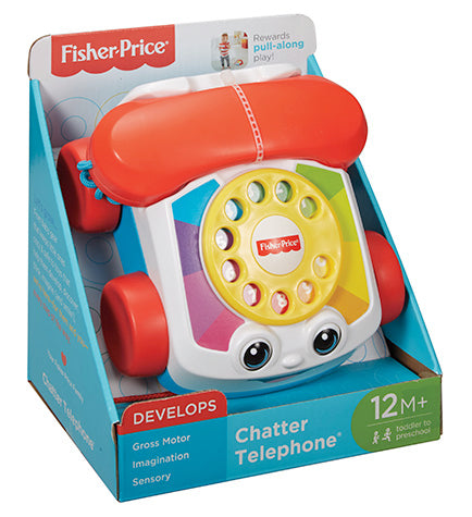 Fisher Price Klassisk Telefon