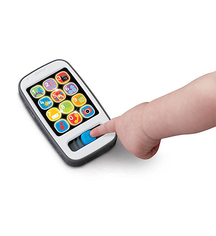 Fisher Price Smart Phone Dansk Tale