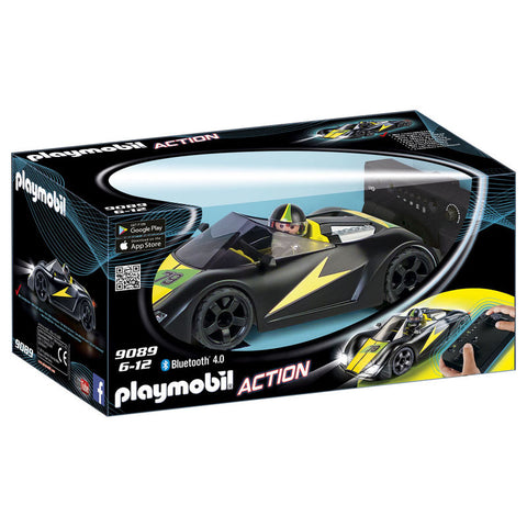 Playmobil Action Turboracer 9089
