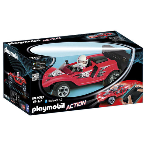 Playmobil Action Raketracer 9090
