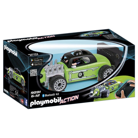 Playmobil Action Roadster 9091