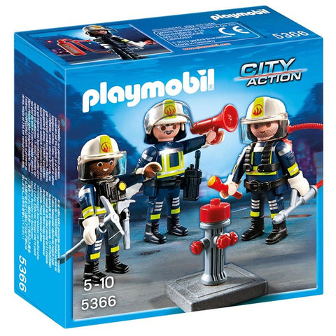 Playmobil City Action 5366 Brandmandsteam