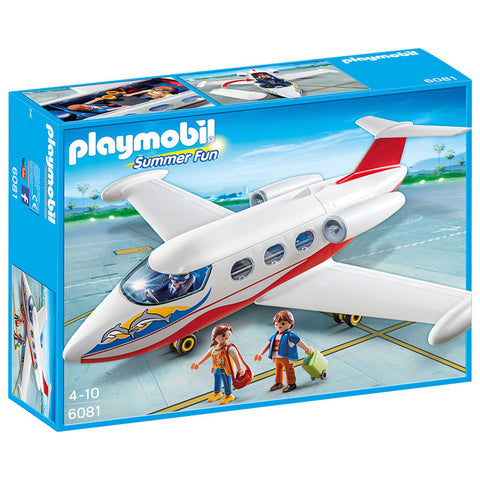 Playmobil Summer Fun Jet Playset 6081