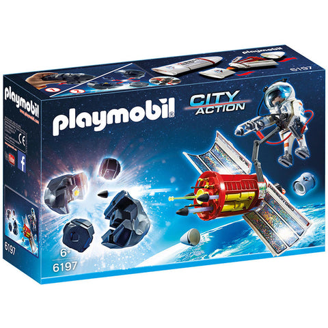 Playmobil City Action 6167 Meteoroitknuser