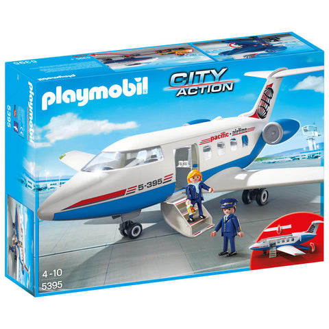 Playmobil City Action 5395 Passagerfly