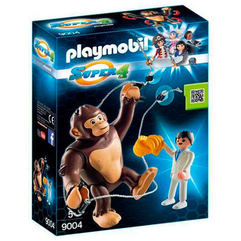 Playmobil Super 4 Giant Ape Gonk 9004