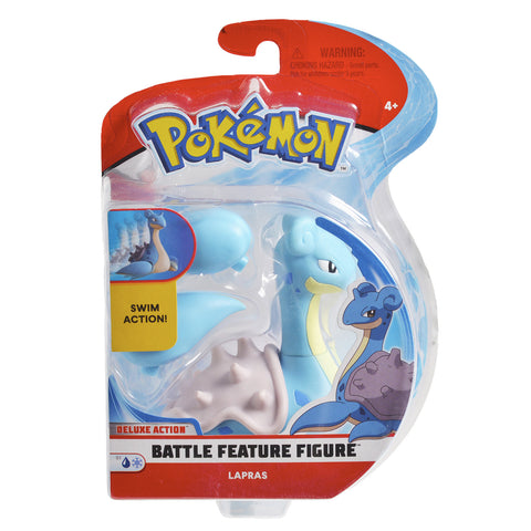 Pokemon Feature Figure Lapras 11cm