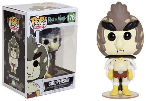 POP! Animation Rick & Morty Bird Person