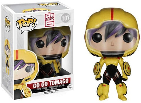 POP! Big Hero 6 Go Go Tomago