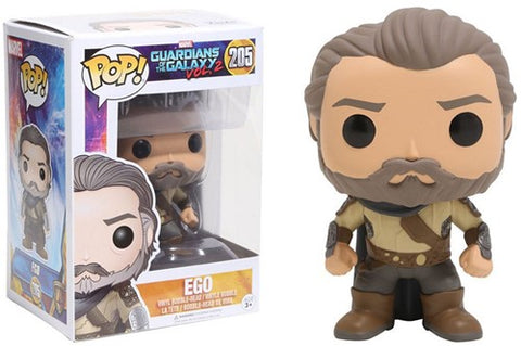 POP! Bobble Marvel Gotg 2 Ego