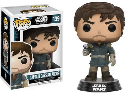 POP! Bobble Star Wars R1 Capt Cassian AndorMount