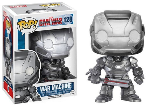 POP! Captain America War Machine
