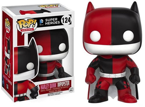 POP! DC Impopster Batman-Harley