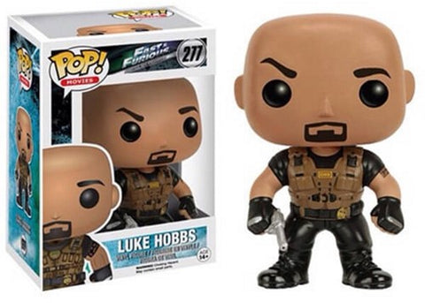 POP! Fast & Furious Luke Hobbs