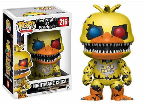 POP! Games Five Nights at Freddy's Chica