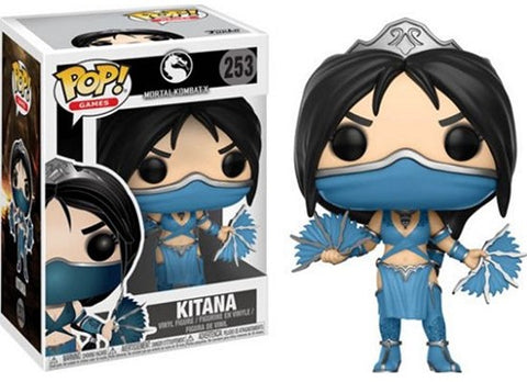 POP! Games Mortal Kombat Kitana