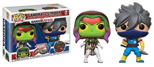POP! Games MvC 2 PACK Gamora WH/Strider