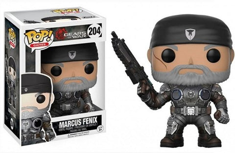 Pop! Gears of War Marcus Fenix