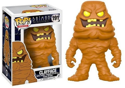 POP! Heroes Animated Batman Clayface