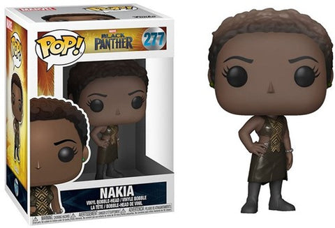POP! Marvel Black Panther Nakia