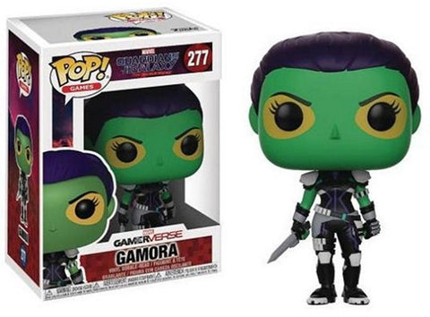 POP! Marvel Gears Of The Galaxy TT Gamora